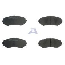 AISIN Brake pad BPSZ-1005 Front