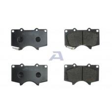 AISIN Brake pad BPTO-1017 Front