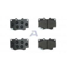 AISIN Brake pad BPTO-1021 Front